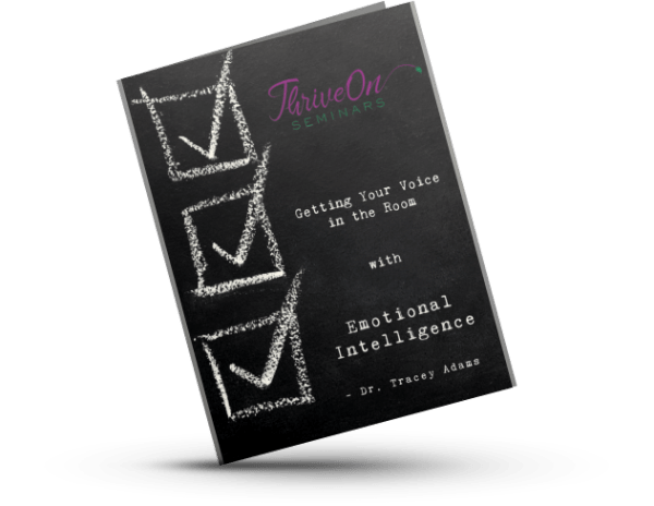 Speaking in a professional setting can be challenging. If you are verbally commanding you might appear overly aggressive, if you show up quiet and thoughtfully, you are perceived as not adding value to the conversation. This quick guide will teach you how to get your voice in the room.